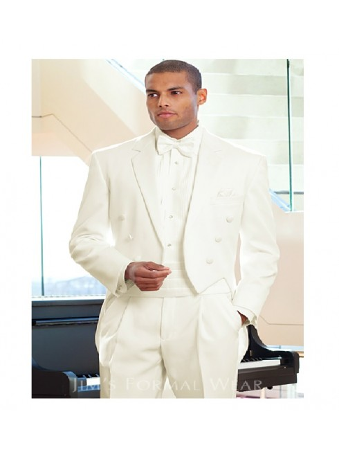 237fcd9bece Abe's Formal Wear - IVORY NOTCH FULL DRESS TAILCOAT by After Six ...
