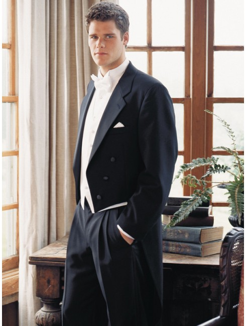 5ff4315d461 Abe's Formal Wear - FULL DRESS TAILCOAT by Lord West - $124.99